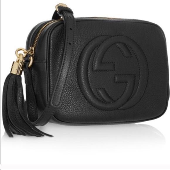 601a3b746e5800 Gucci Bags | Slightly Used Authentic Soho Bag | Poshmark